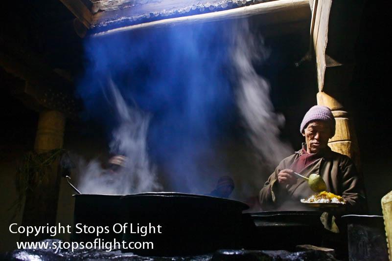 A Steamy Affair, Ladakh