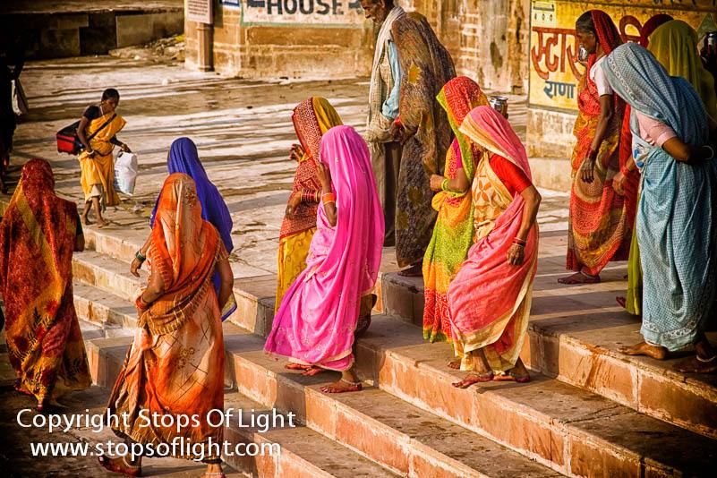The United Colours Of Varanasi