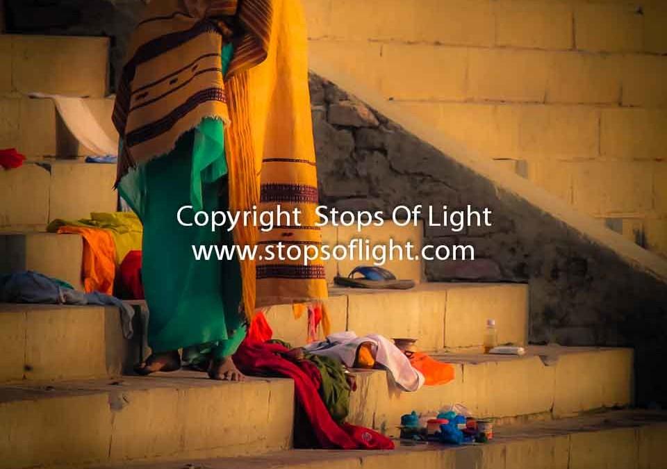 Fine Art Print: Kashi – City Of Light, Colours & Mystery